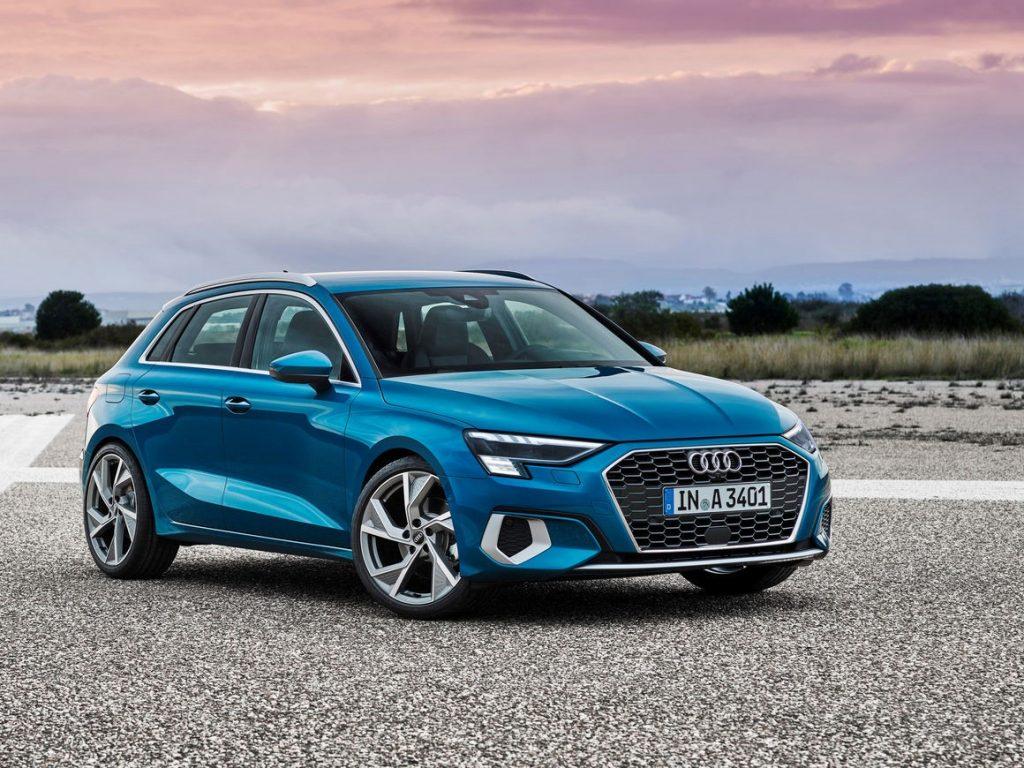 Noul Audi A3 Sportback 1