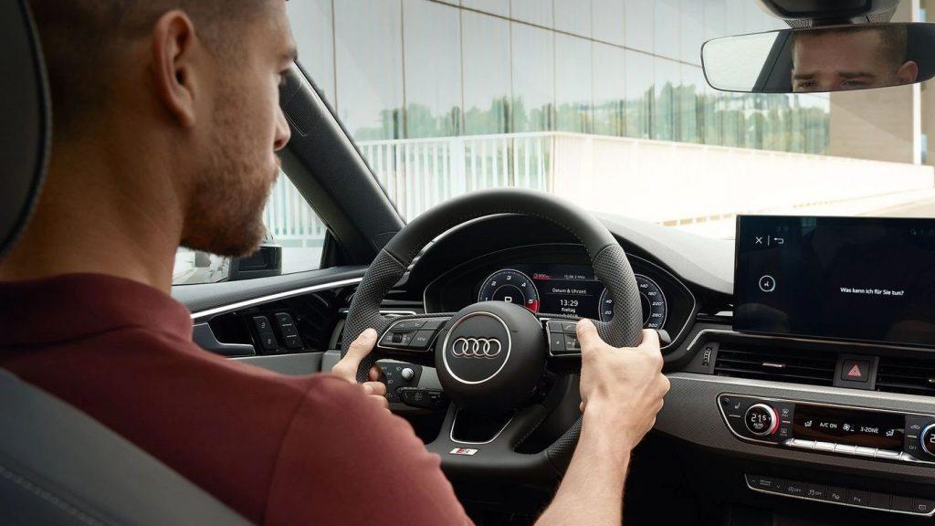 Sportivul familist. Audi A5 Sportback. 2