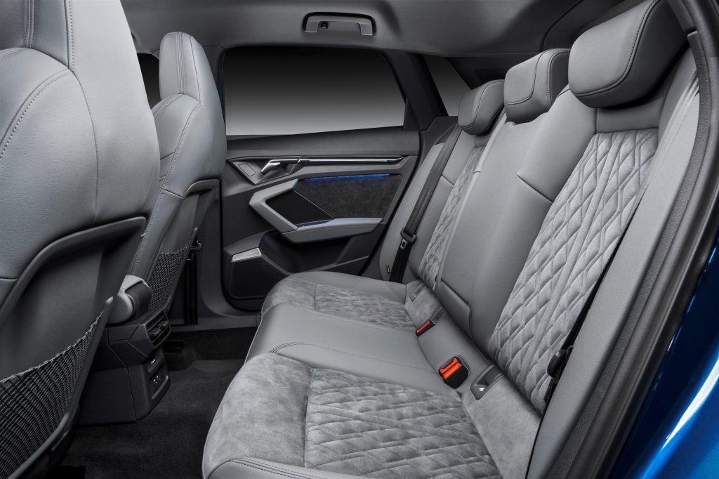 Noul Audi A3 Sportback 2
