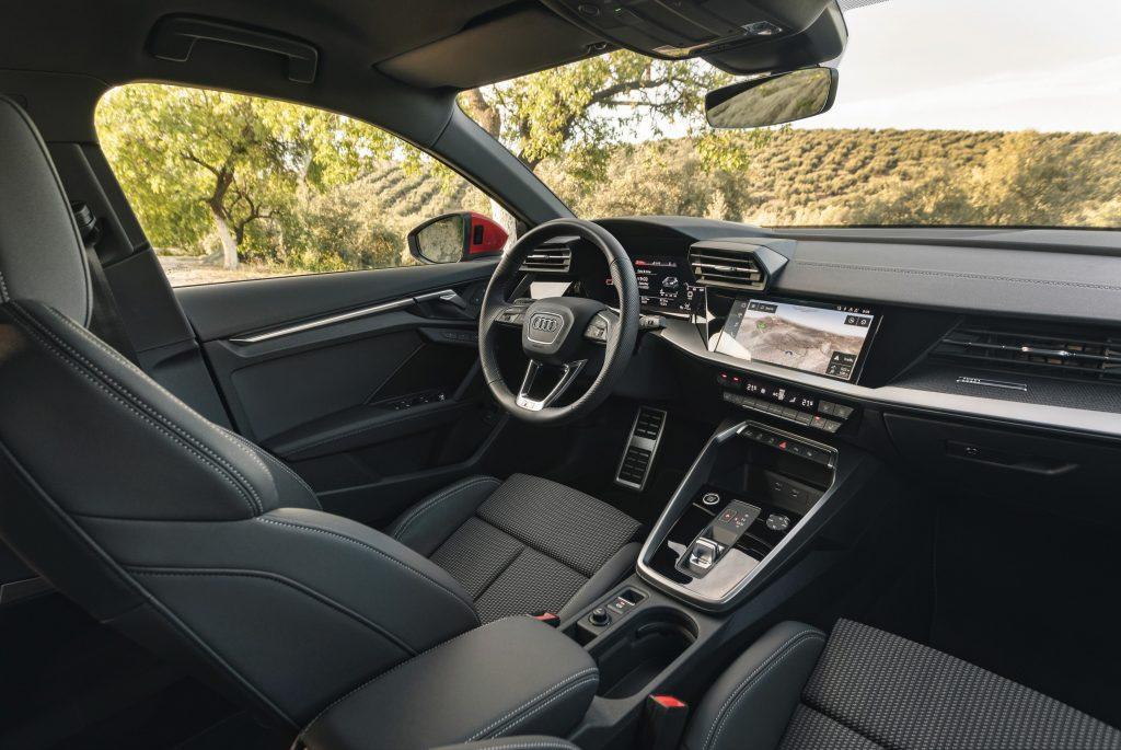 Noul Audi A3 Sportback 3