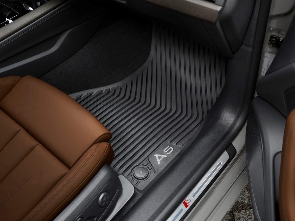 Sportivul familist. Audi A5 Sportback. 4