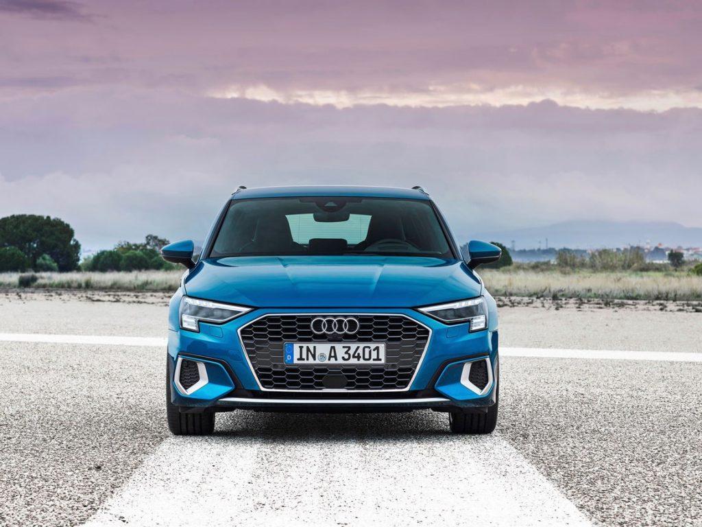 Noul Audi A3 Sportback 4