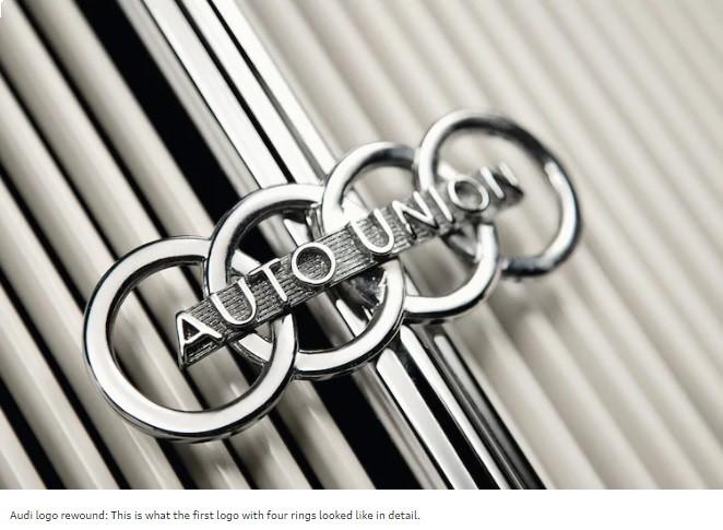 De ce are logo-ul Audi patru inele? 5