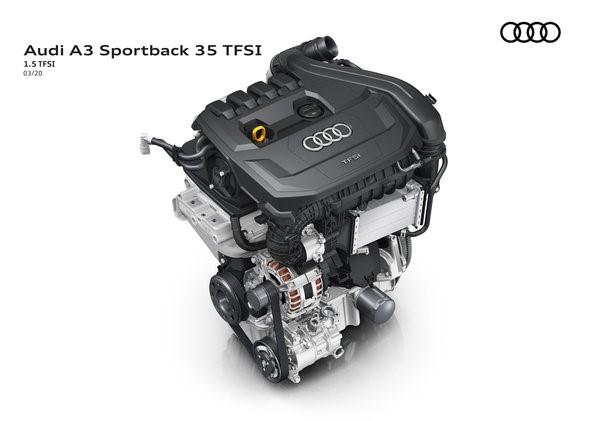 Noul Audi A3 Sportback 5