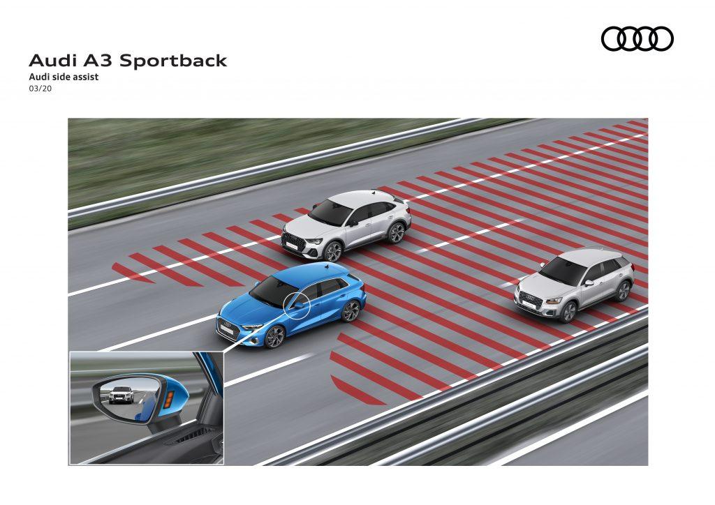 Noul Audi A3 Sportback 7