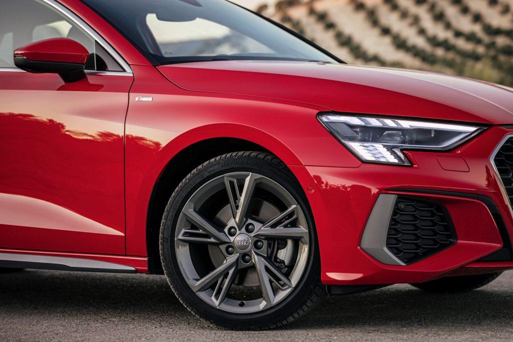 Noul Audi A3 Sportback 8