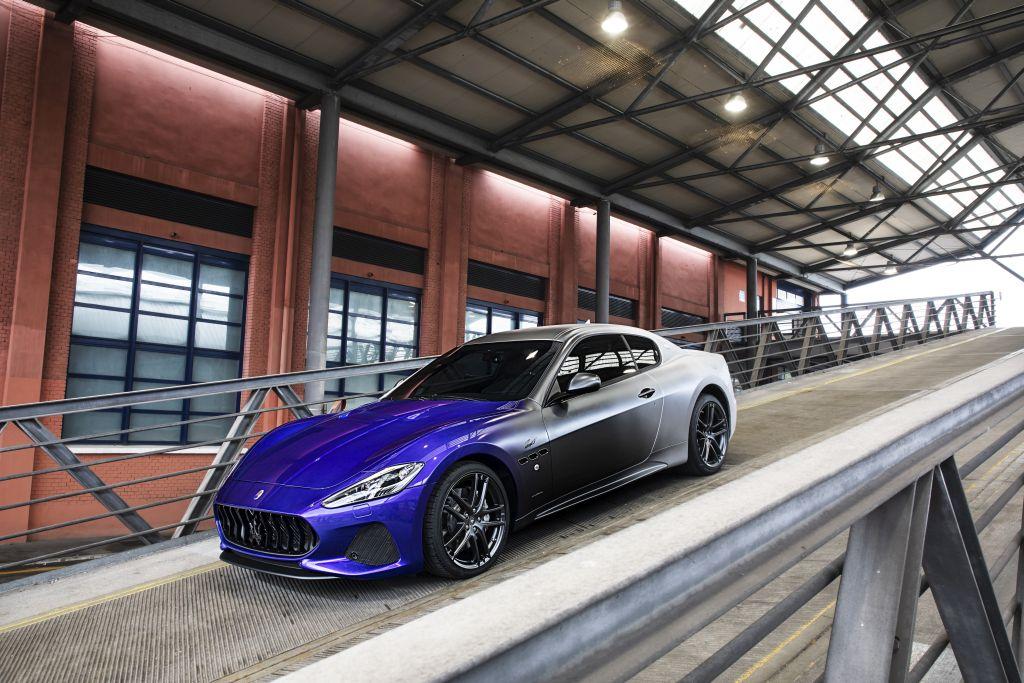 GranTurismo Zéda proiectează Maserati spre viitor: noua eră a mărcii începe de la fabrica din Modena 1
