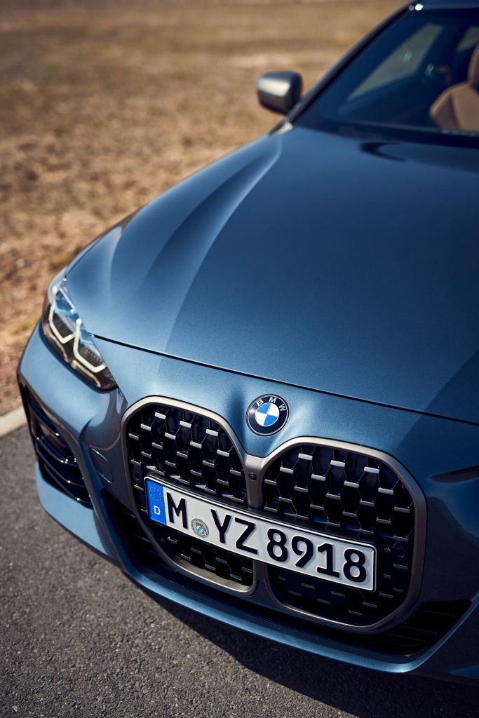 Noul BMW Seria 4 Coupé- detalii care nu trec neobservate 6