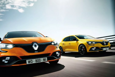 5 lucruri esențiale despre noul Renault Megane R.S. 1