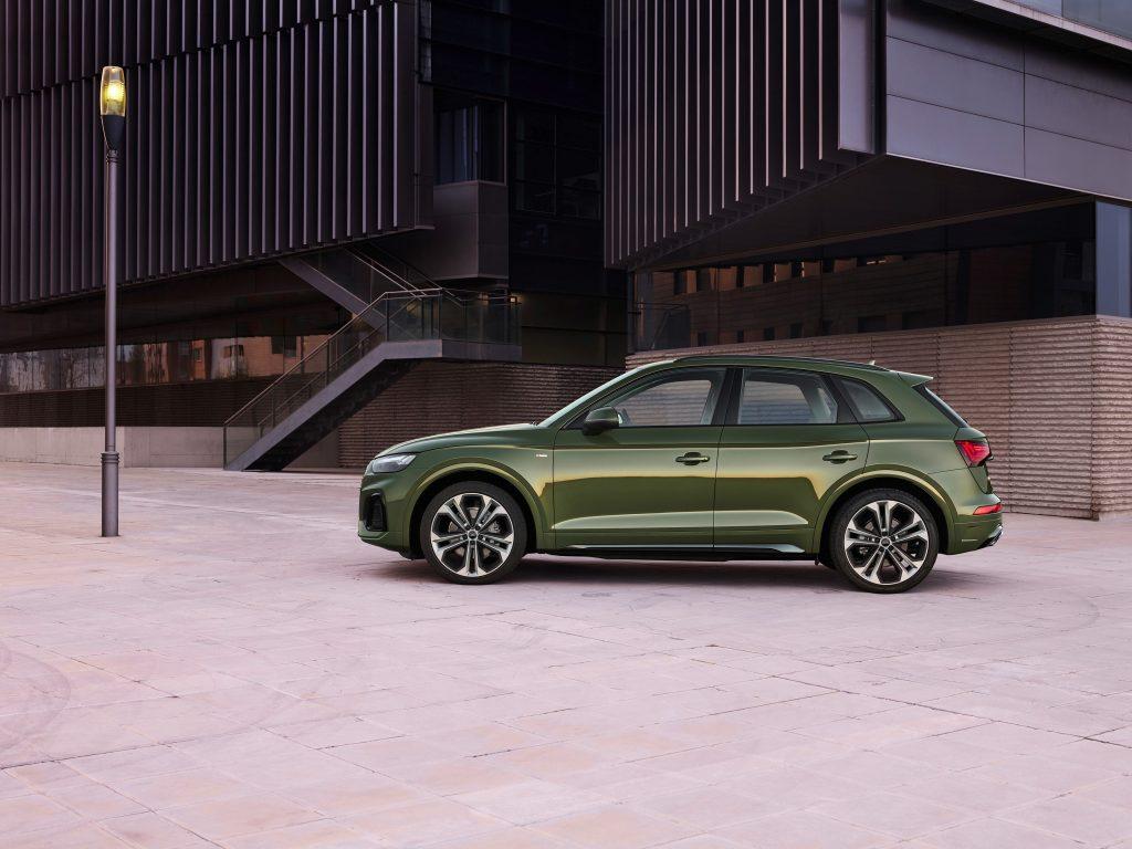 Un SUV la superlativ. Audi Q5 1