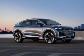 Audi Q4 Sportback e-tron concept 2