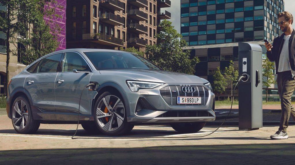 Audi e-tron Sportback - Cel dintâi sportback Audi 100% electric. 1