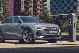 Audi e-tron Sportback - Cel dintâi sportback Audi 100% electric. 7