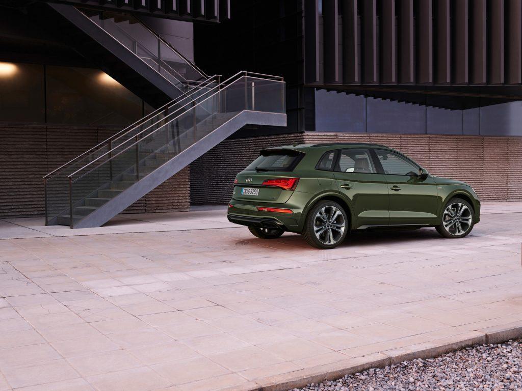 Un SUV la superlativ. Audi Q5 2