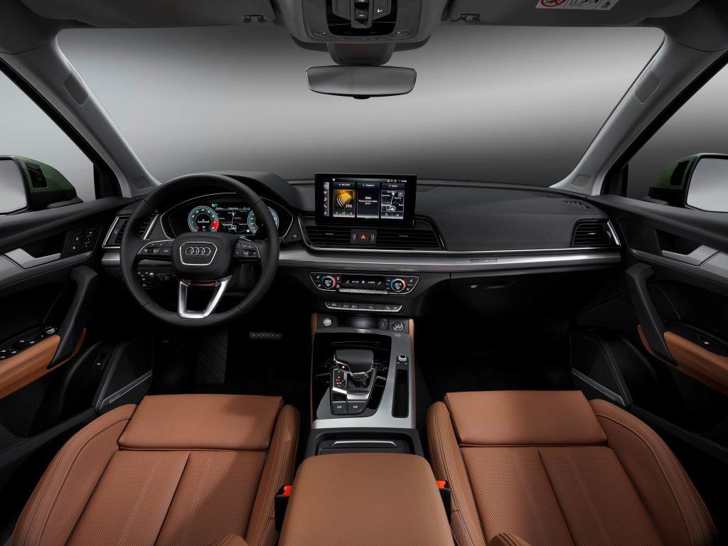 Un SUV la superlativ. Audi Q5 3
