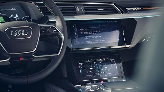 Audi e-tron Sportback - Cel dintâi sportback Audi 100% electric. 3