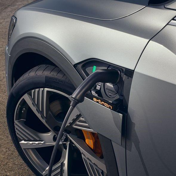 Audi e-tron Sportback - Cel dintâi sportback Audi 100% electric. 4