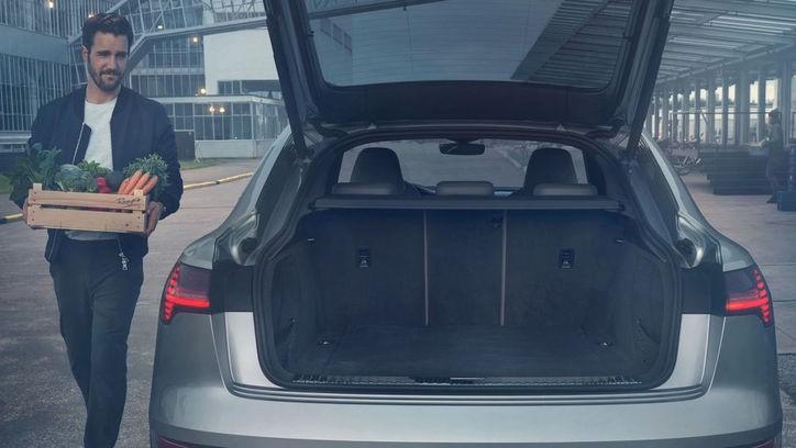 Audi e-tron Sportback - Cel dintâi sportback Audi 100% electric. 5