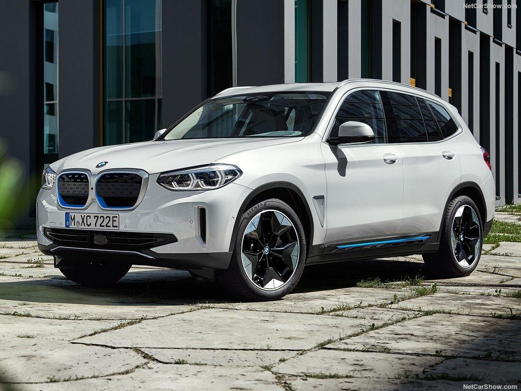 BMW iX3. Primul Sports Activity Vehicle cu sistemul de propulsie electric. 1