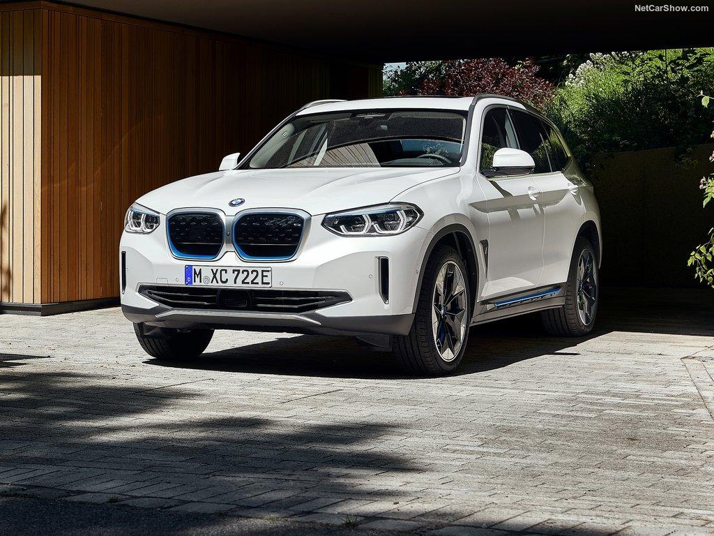 BMW iX3. Primul Sports Activity Vehicle cu sistemul de propulsie electric. 2
