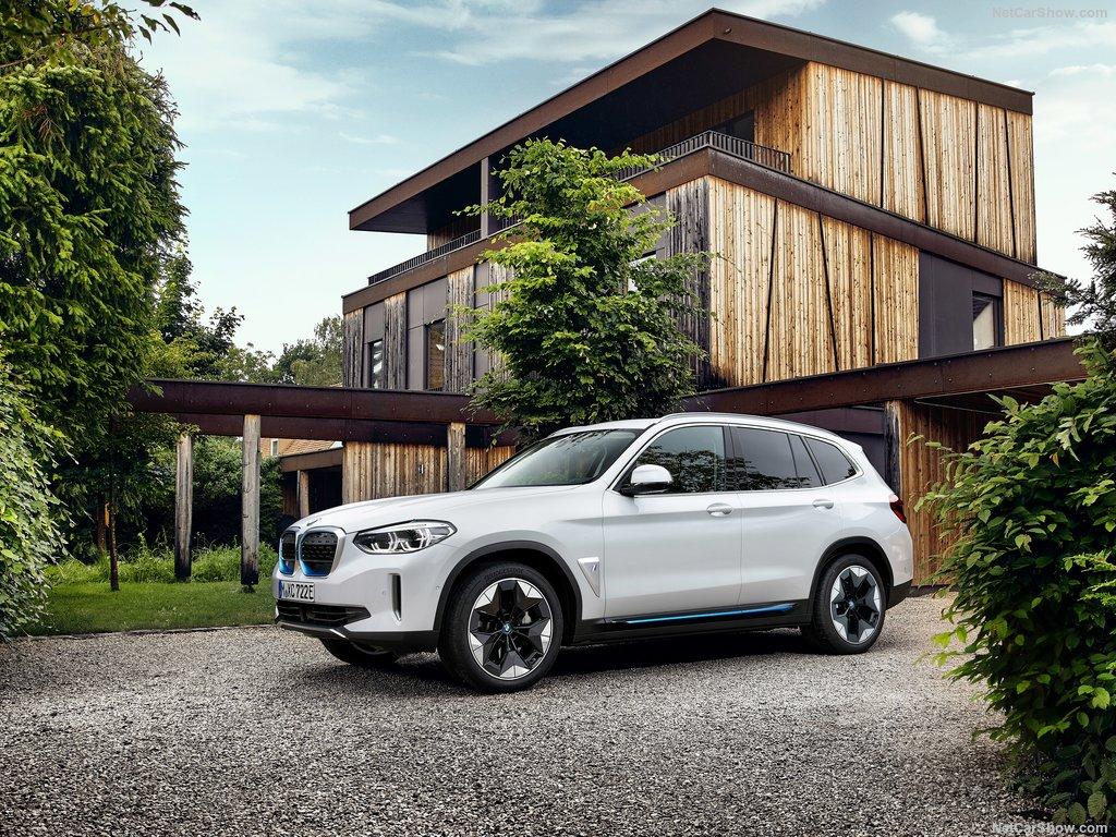 BMW iX3. Primul Sports Activity Vehicle cu sistemul de propulsie electric. 6