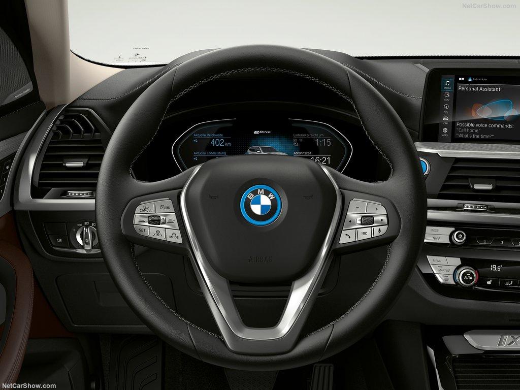 BMW iX3. Primul Sports Activity Vehicle cu sistemul de propulsie electric. 12