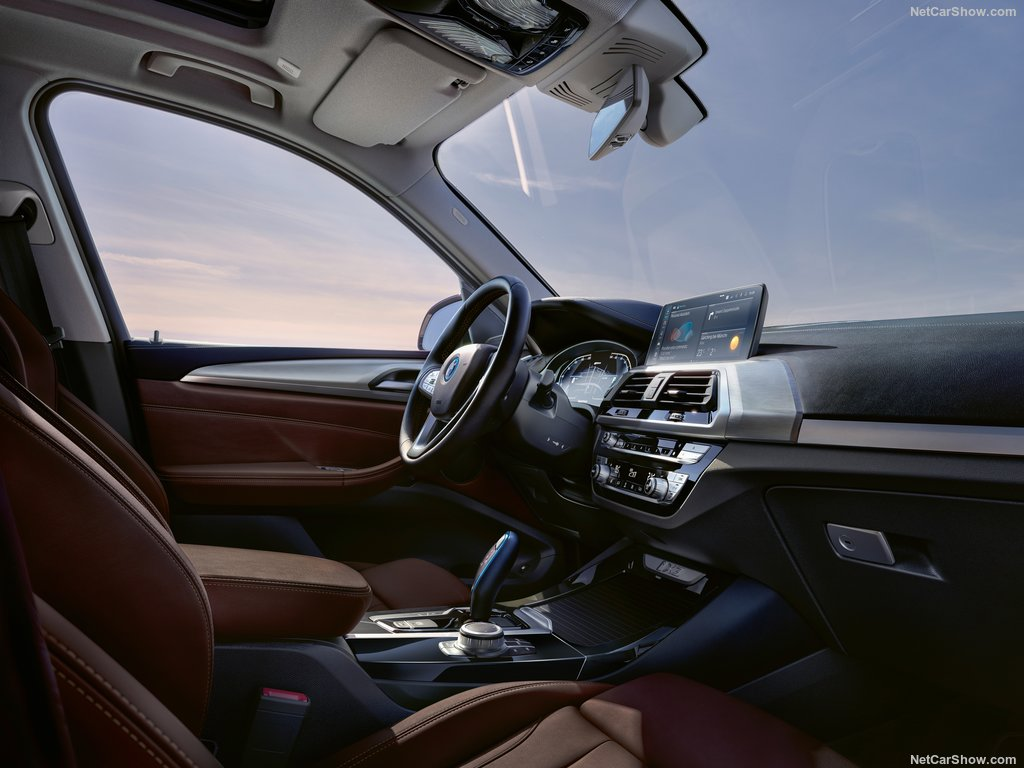 BMW iX3. Primul Sports Activity Vehicle cu sistemul de propulsie electric. 13