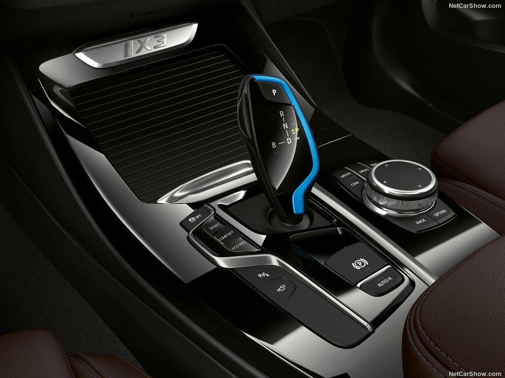 BMW iX3. Primul Sports Activity Vehicle cu sistemul de propulsie electric. 15