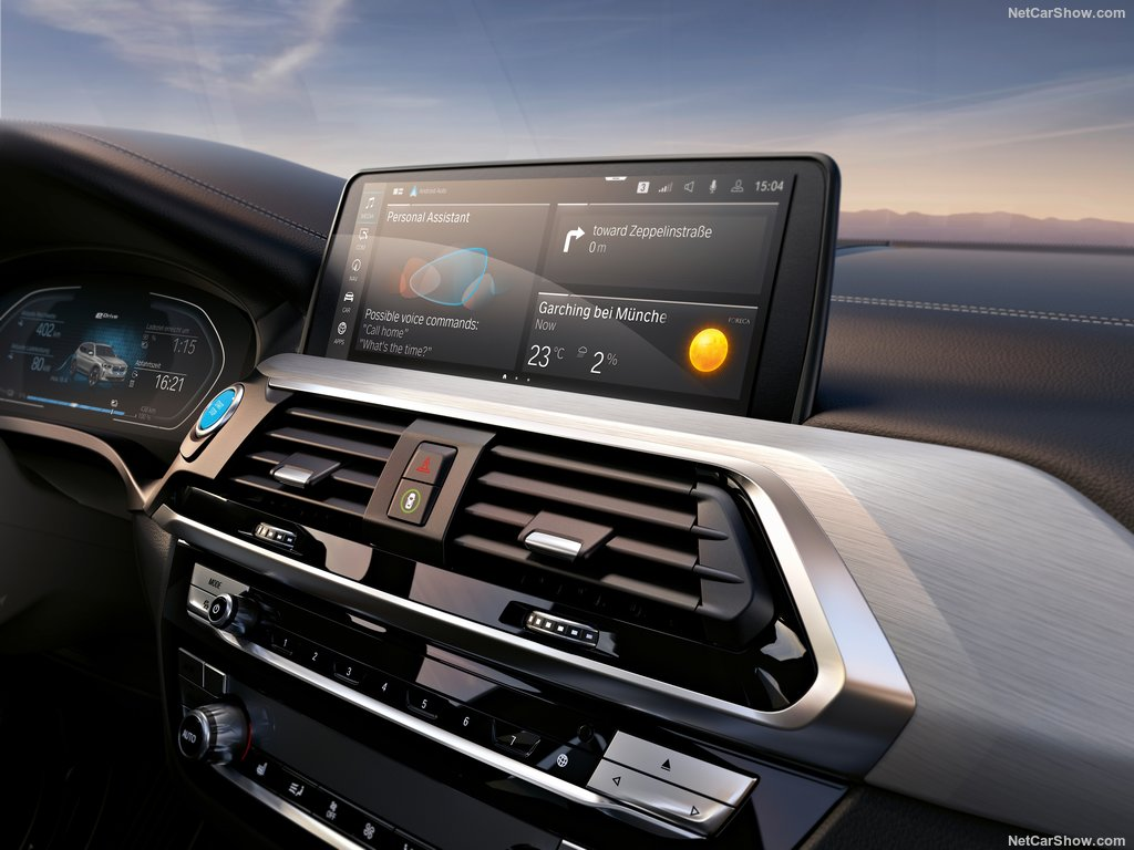 BMW iX3. Primul Sports Activity Vehicle cu sistemul de propulsie electric. 16