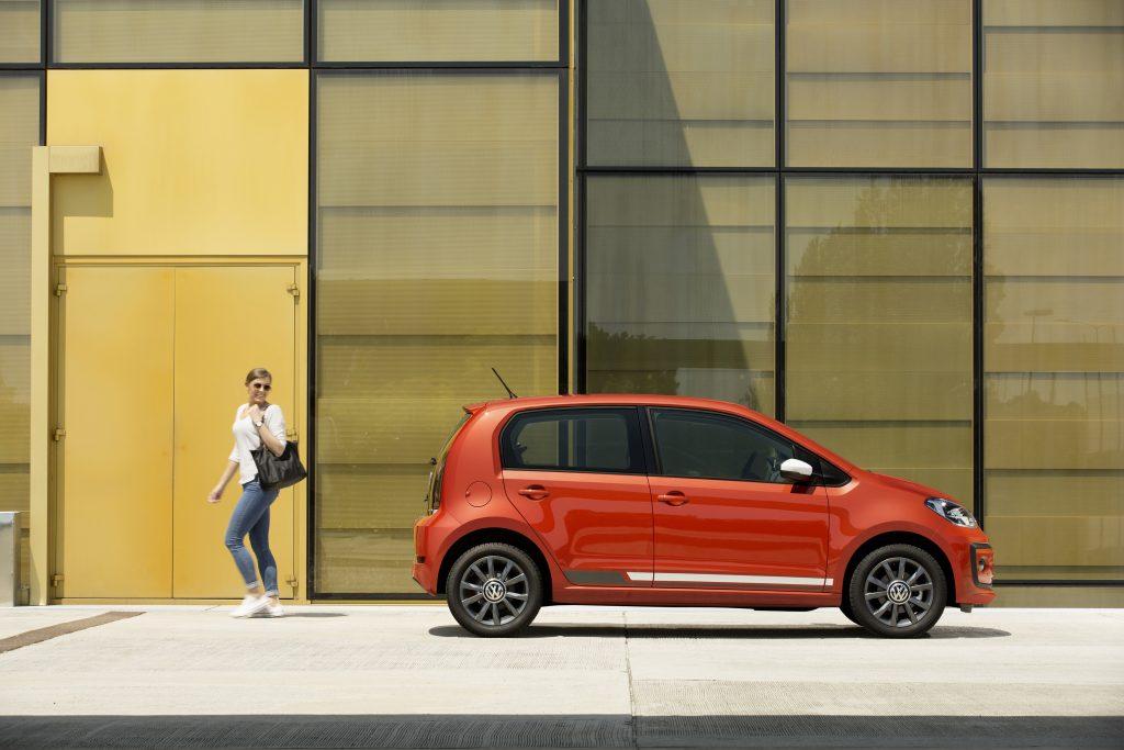 La fel de personal ca poza de profil – Volkswagen up! 10