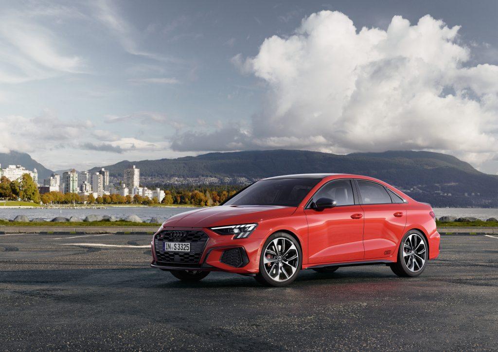 Mai dinamice, mai puternice și mai incitante: Audi S3 Sportback și Audi S3 Limuzină 2