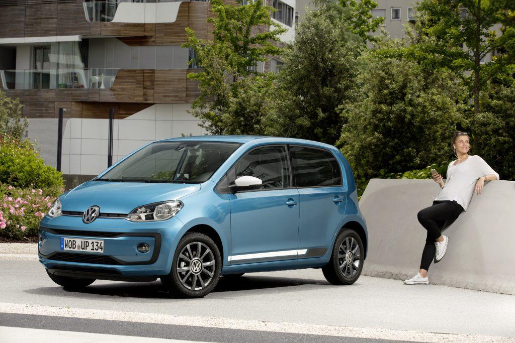 La fel de personal ca poza de profil – Volkswagen up! 1
