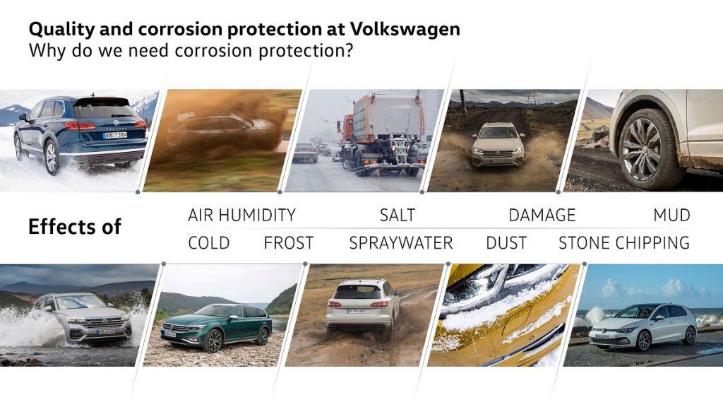 """Protecția împotriva coroziunii la Volkswagen: Doisprezece ani în modul """"fast forward"""" 3"""