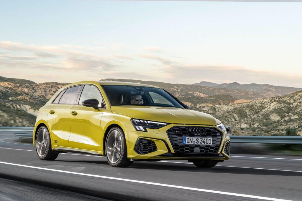 Mai dinamice, mai puternice și mai incitante: Audi S3 Sportback și Audi S3 Limuzină 3