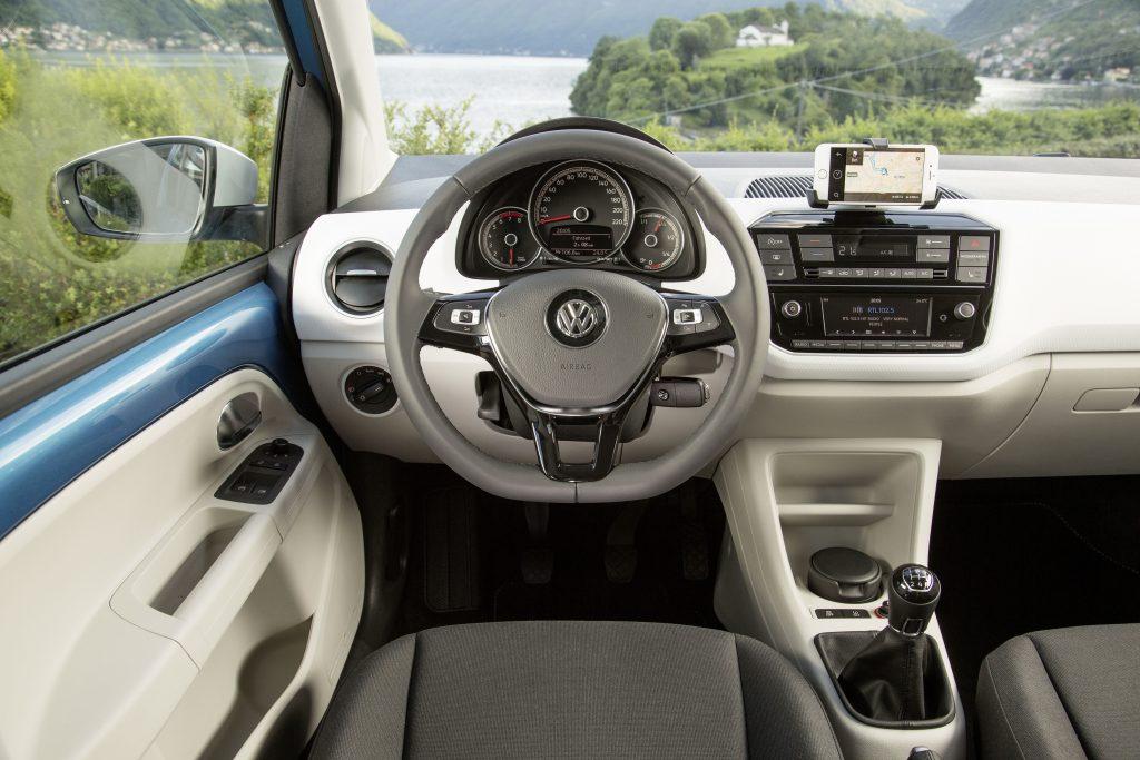 La fel de personal ca poza de profil – Volkswagen up! 2