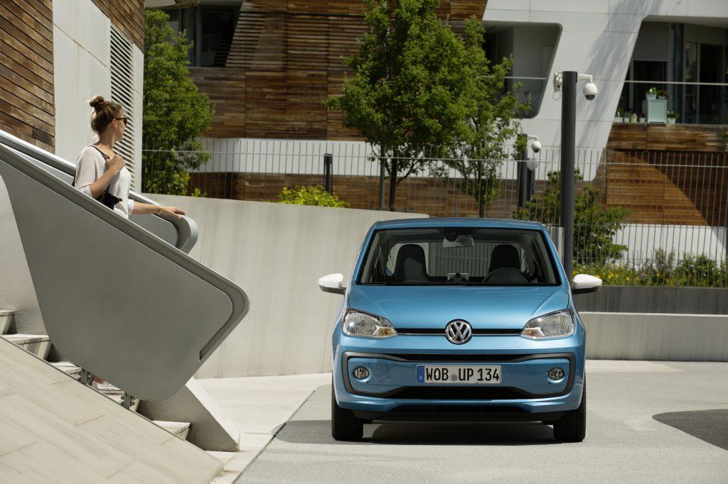 La fel de personal ca poza de profil – Volkswagen up! 3