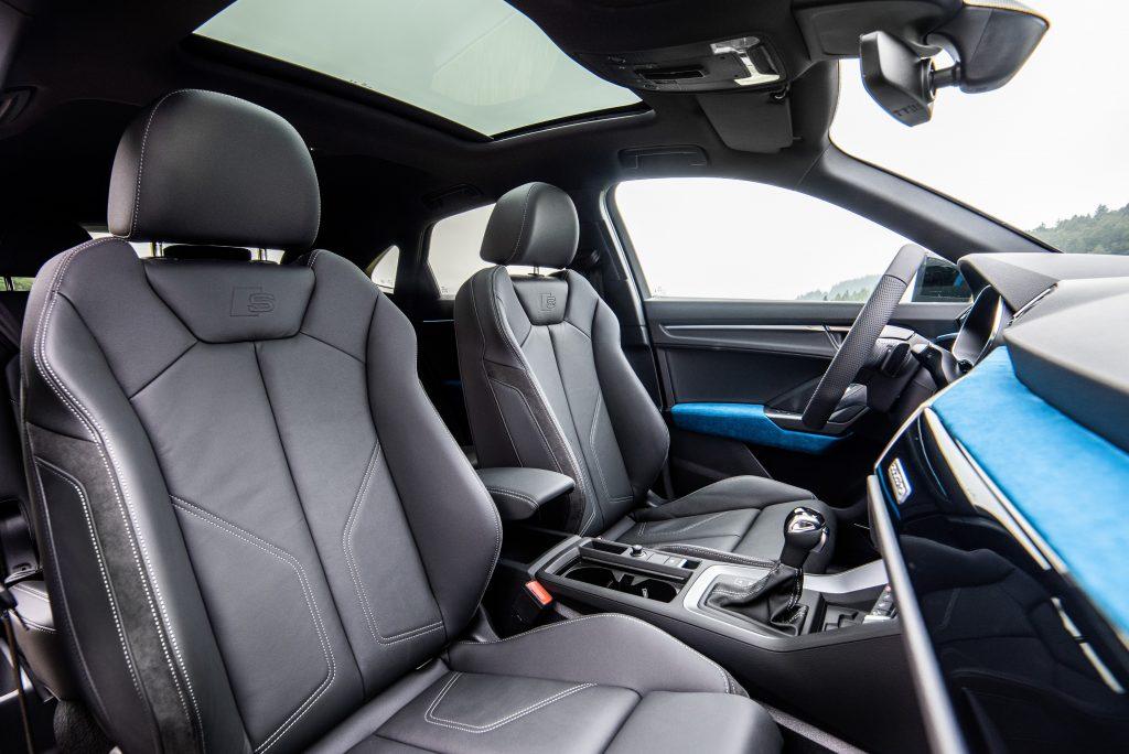 SUV-coupé-ul extrovertit. Audi Q3 Sportback. 5
