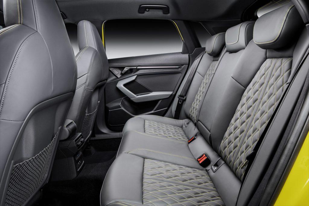 Mai dinamice, mai puternice și mai incitante: Audi S3 Sportback și Audi S3 Limuzină 6