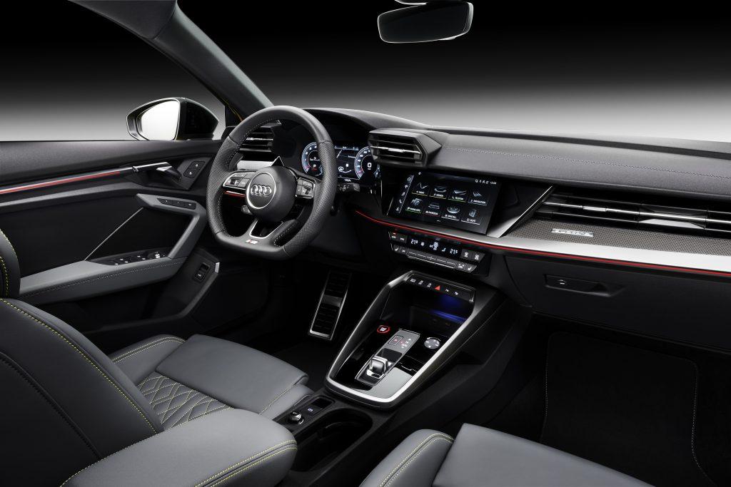 Mai dinamice, mai puternice și mai incitante: Audi S3 Sportback și Audi S3 Limuzină 7
