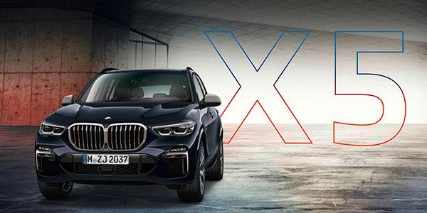 ULTIMELE MODELE BMW X5 M50D ŞI X7 M50D. 1