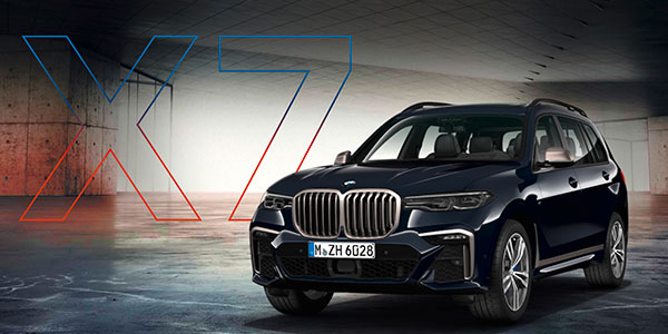 ULTIMELE MODELE BMW X5 M50D ŞI X7 M50D. 2