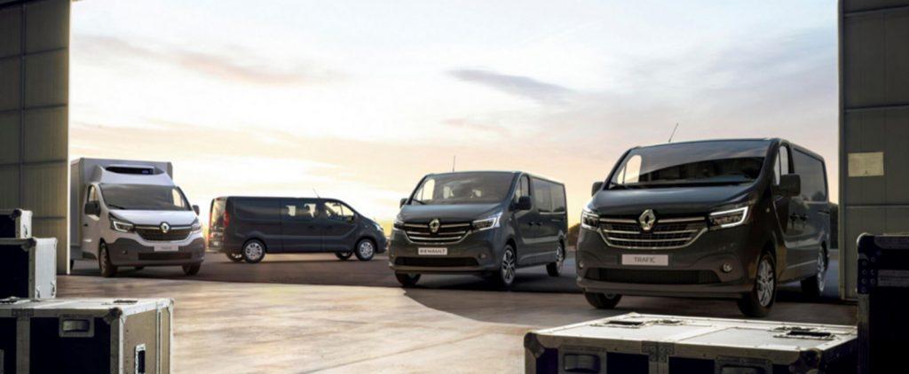 Dublă aniversare Renault – 40 de ani de Trafic și Master 1