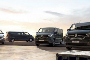 Dublă aniversare Renault – 40 de ani de Trafic și Master 10