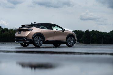 Nissan prezintă Ariya, un crossover 100% electric 6