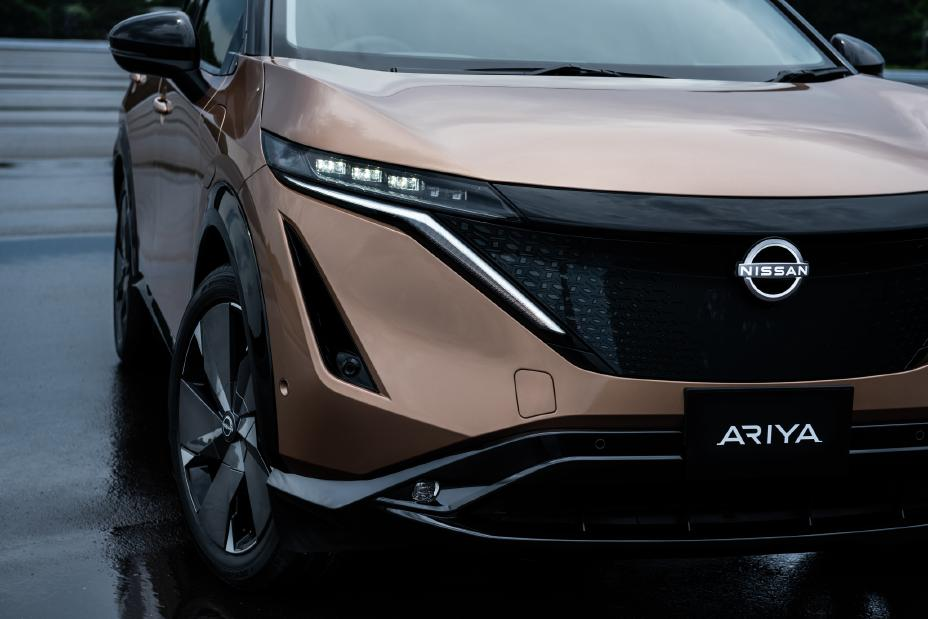 Nissan prezintă Ariya, un crossover 100% electric 1