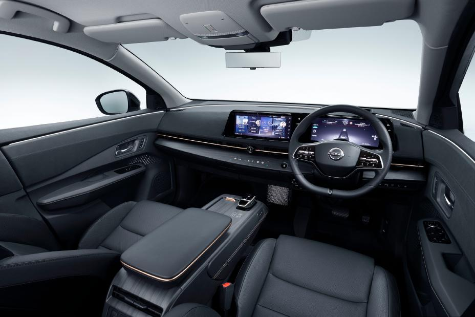 Nissan prezintă Ariya, un crossover 100% electric 3