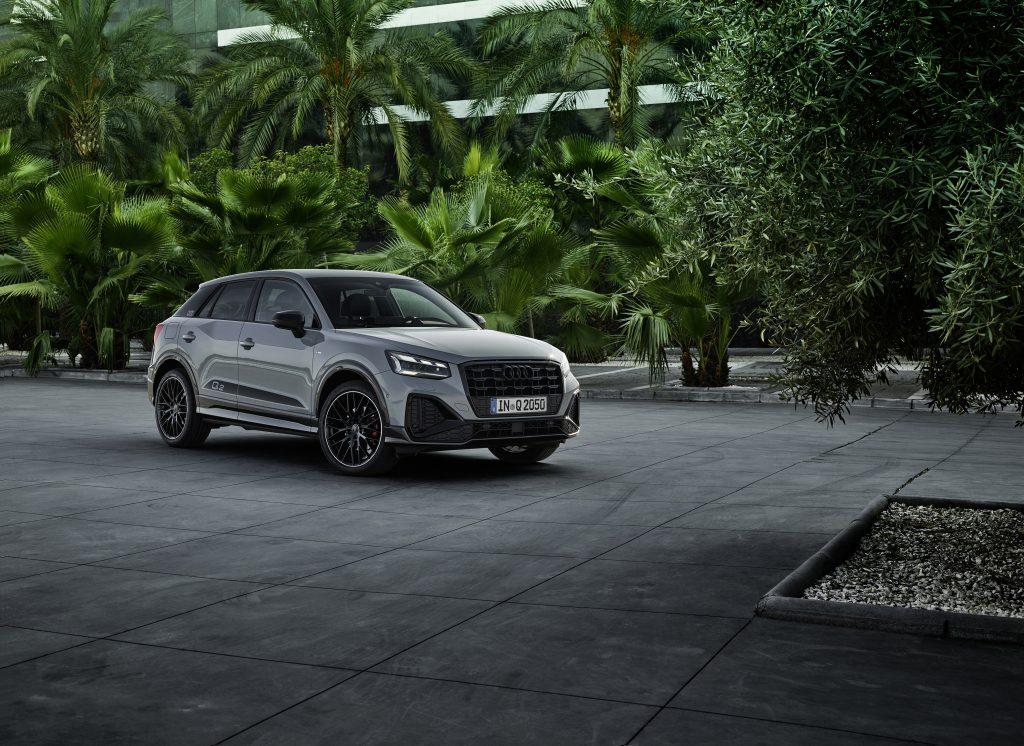 Design dinamic. Clipe incitante la volan.Noul Audi Q2. 1