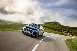 Confort și agilitate: SUV-urile cu tehnologia Audi eAWS 9