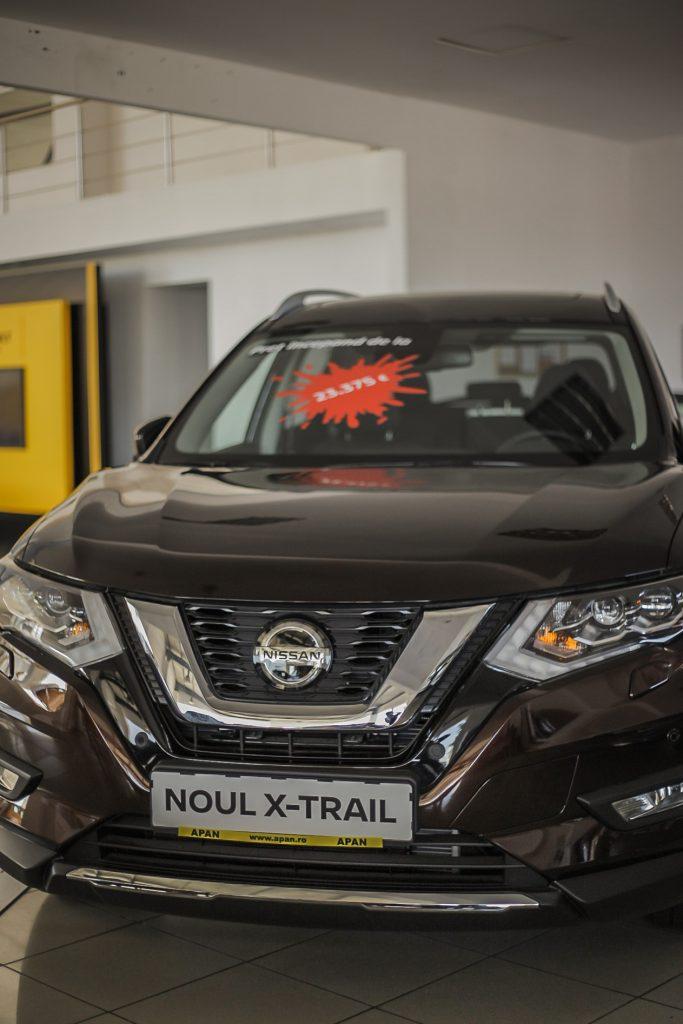 In the spotlight – Nissan X-Trail 1