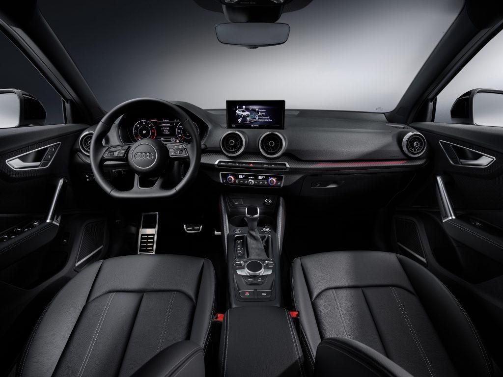 Design dinamic. Clipe incitante la volan.Noul Audi Q2. 3